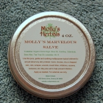 Molly's Marvelous Salve