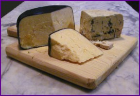 Fias Co Farm cheeses